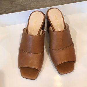 Nine West Janel mules slide sandals